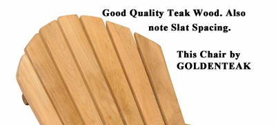 Premium Teak Wood Used by Goldenteak